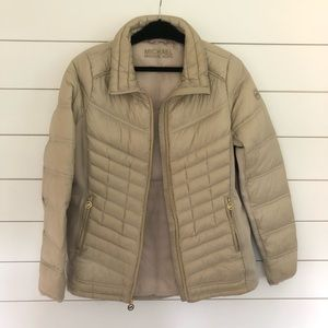 MICHAEL Michael Kors Lightweight Down Coat